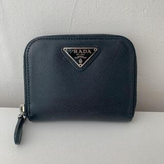 プラダ(PRADA)のPRADA 財布 コインケース 黒(コインケース)