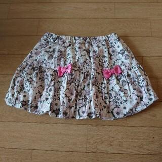 エニィファム(anyFAM)のパンツ付きスカート(スカート)
