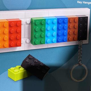 レゴ(Lego)のレゴ キーチェーン キーリング 家具(キーホルダー)