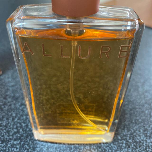 CHANEL(シャネル)のCHANEL アリュール オードゥ パルファム コスメ/美容の香水(香水(女性用))の商品写真