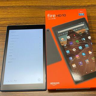 Fire HD 10 32GB 現行機 トワイライトブルー
