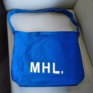 マーガレットハウエル(MARGARET HOWELL)のマーガレットハウエル MHL 2wayショルダーバッグ(ショルダーバッグ)