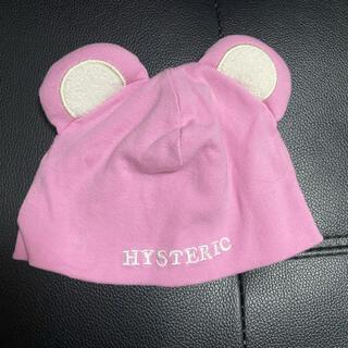 HYSTERIC MINI - ヒスミニ  くまちゃん ベビー帽子