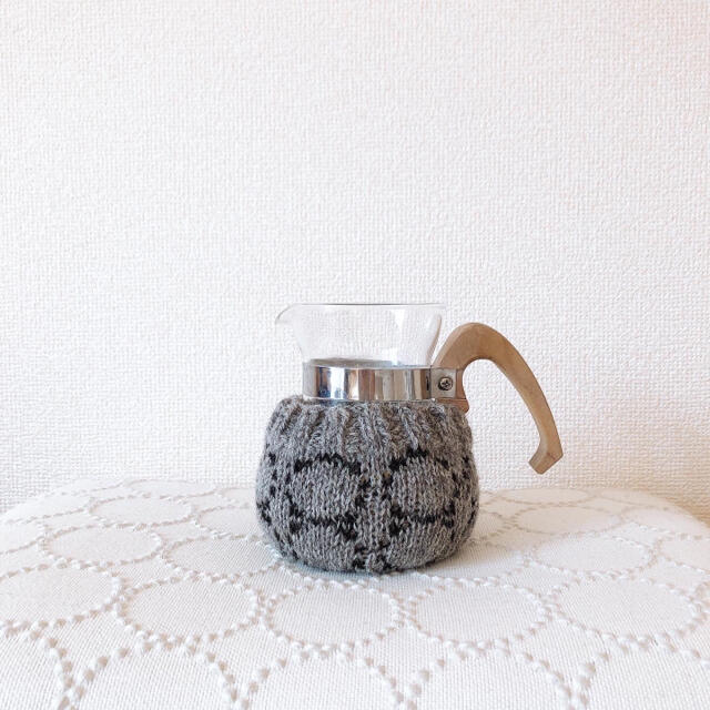 mina perhonen(ミナペルホネン)の即納jamiesonsコーヒーコゼーkono式ミナペルホネンジェイミソンズ ハンドメイドの素材/材料(生地/糸)の商品写真