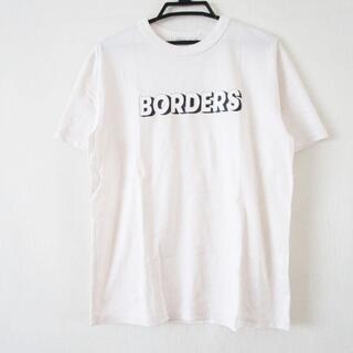 ボーダーズアットバルコニー 半袖Tシャツ