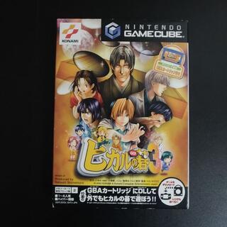 ニンテンドーゲームキューブ(ニンテンドーゲームキューブ)のヒカルの碁3(家庭用ゲームソフト)