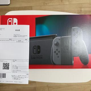 Nintendo Switch - Nintendo Switch グレー スイッチ 本体 ニンテンドー
