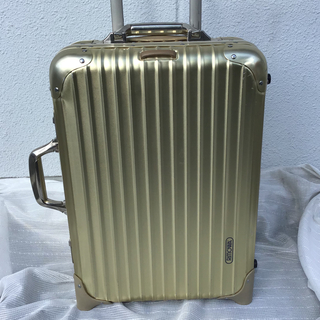 RIMOWA - リモワ ゴールドトパーズ機内持込サイズ2輪の商品です。