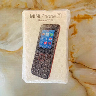 【新品未使用未開封】ミニフォン 2 Bluetooth  MINI phon 2
