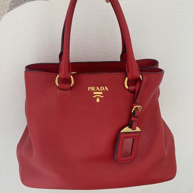 PRADA(プラダ)のプラダ トートバック PRADA 正規品 レディースのバッグ(トートバッグ)の商品写真