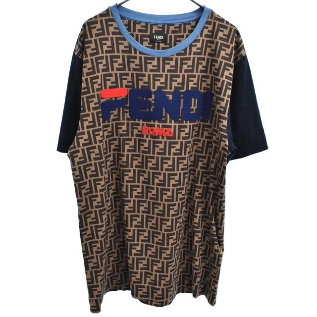 FENDI(フェンディ)のFENDI フェンディ 半袖Tシャツ レディースのトップス(Tシャツ(半袖/袖なし))の商品写真
