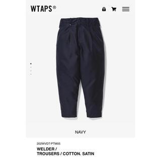 W)taps - WTAPS 20AW WELDER NAVY XL 新品未使用