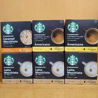Nestle - ネスレ ネスカフェ ドルチェグスト カプセル (6箱)