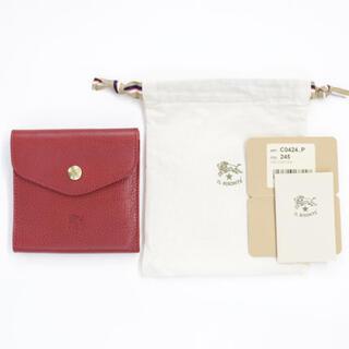 イルビゾンテ(IL BISONTE)のイルビゾンテ 折り畳み財布(財布)