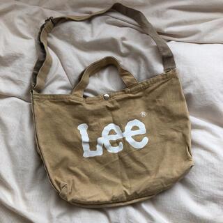 Lee - Lee トートバッグ ベージュ