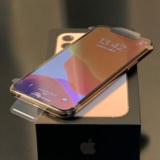 Apple - 新品未使用 iPhone 11 Pro ゴールド 64GB SIMフリー