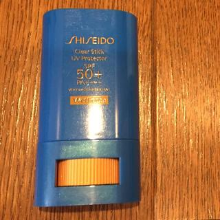 SHISEIDO (資生堂) - 資生堂 クリアスティック UV プロテクター SPF50+ 15g