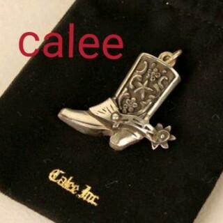 キャリー(CALEE)のcalee   Western boots silver(ネックレス)