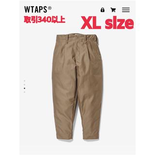 W)taps - WTAPS WELDER TROUSERS BEIGE XLサイズ