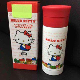 新品 【非売品】キティちゃん水筒(その他)