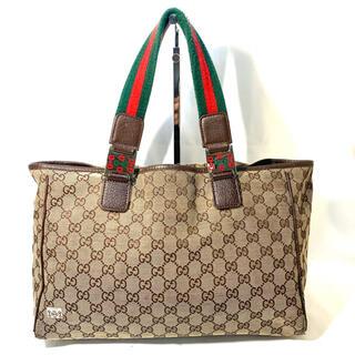 Gucci - GUCCI グッチ ミニボストンバッグ シェリーライン GG柄 ハンドバッグ