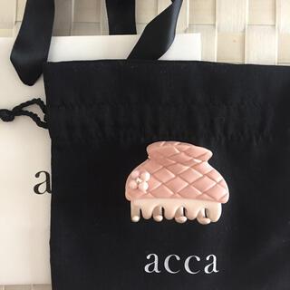 acca - acca アッカ 2020 新作 レトロビアンキ クリップ グランデ