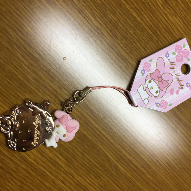 マイメロディ(マイメロディ)のマイメロ♡キーホルダー エンタメ/ホビーのおもちゃ/ぬいぐるみ(キャラクターグッズ)の商品写真