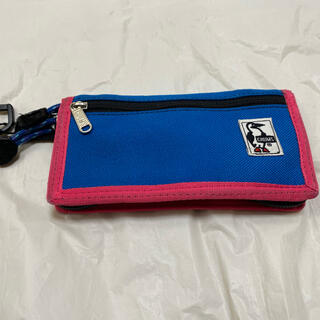 チャムス(CHUMS)のチャムス(CHUMS)携帯ケース(モバイルケース/カバー)