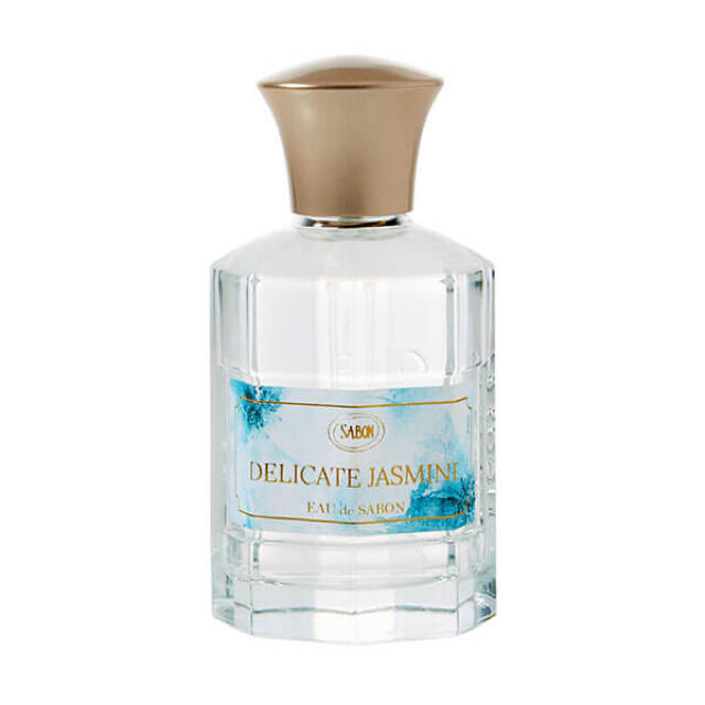 SABON(サボン)のオー ドゥ サボン デリケート・ジャスミン コスメ/美容の香水(香水(女性用))の商品写真