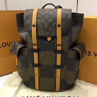 新品 Louis Vuitton ×nigoクリストファーPMバックパックシュプ