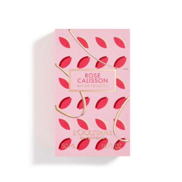 L'OCCITANE(ロクシタン)のロクシタン ローズカリソンオードトワレ コスメ/美容の香水(香水(女性用))の商品写真