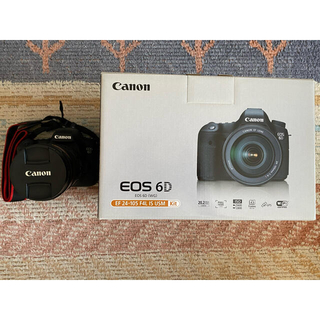 Canon - Canon EOS6D EF24-105 F4L IS USM セット