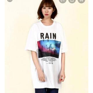 ミルクボーイ(MILKBOY)のMILKBOY ミルクボーイ RAIN BUNNY TEE   BIG Tシャツ(Tシャツ/カットソー(半袖/袖なし))