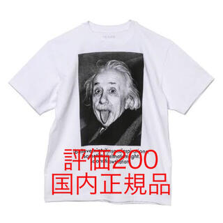 サカイ(sacai)の20aw sacai アインシュタインTシャツ 3(Tシャツ/カットソー(半袖/袖なし))