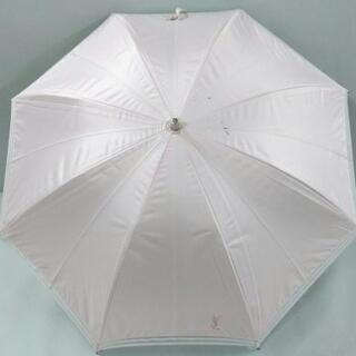 サンローラン(Saint Laurent)のイヴサンローラン 傘美品  - ピンク(傘)