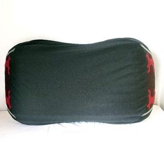 ニシカワ(西川)の今だけ期間限 新品未使用 西川 AIR エアー4DX ピロー Low レッド 枕(枕)