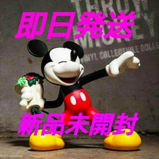 メディコムトイ(MEDICOM TOY)のメディコム・トイ glamb VCD THROW MICKEY ミッキーマウス(その他)