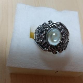 ブルートパーズ(silver925)✨💍  (リング(指輪))