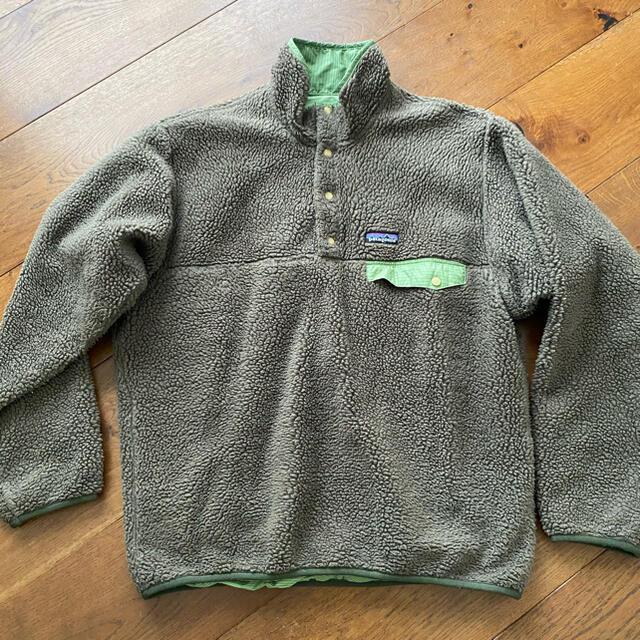 patagonia(パタゴニア)のpatagonia パタゴニア リバーシブルフリース  メンズのジャケット/アウター(ブルゾン)の商品写真