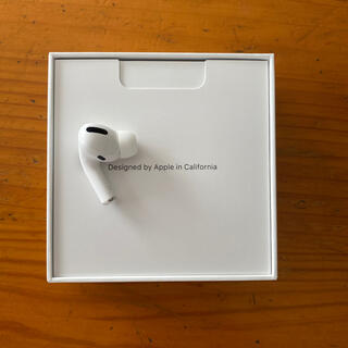 Apple - AirPods Pro イヤホン 左耳のみ