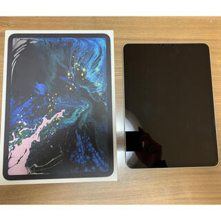 Apple - iPadPro2018 11インチ64GB WiFi+Cellular 解除済品