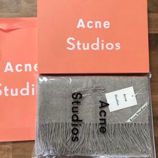 ACNE - acne studios アクネストゥディオス ストール マフラー