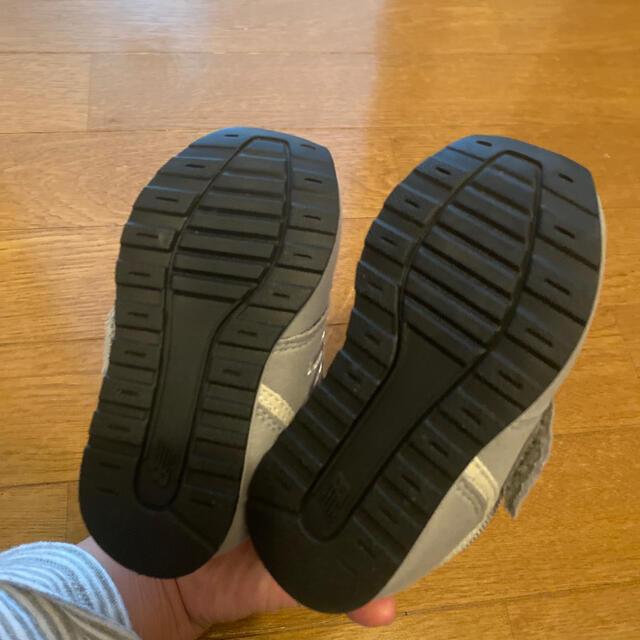 New Balance(ニューバランス)のニューバランス ベビースニーカー キッズ/ベビー/マタニティのベビー靴/シューズ(~14cm)(スニーカー)の商品写真