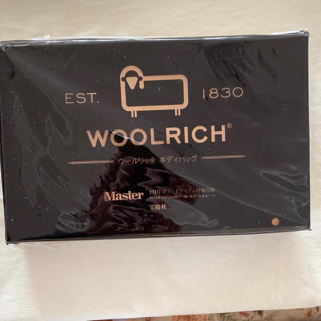WOOLRICH(ウールリッチ)のウールリッチ ボディバッグ メンズのバッグ(ボディーバッグ)の商品写真