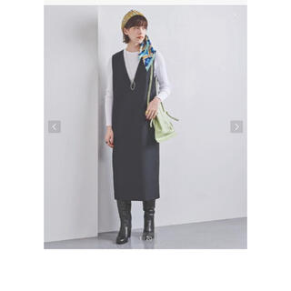 UNITED ARROWS - 完売UWSC W/P ジャンパースカート
