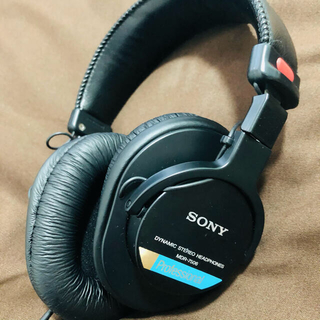 SONY - SONY MDR-7506