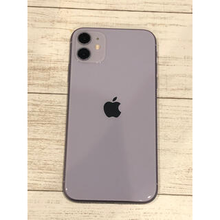 Apple - iPhone11 128GB パープル