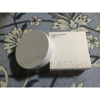 ミシャ(MISSHA)の新品/未使用 MISSHA  ファンデションケース(その他)
