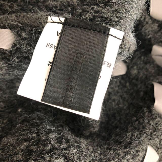 りすけ様専用  バースデーバッシュ グレーリボンカーディガン レディースのトップス(カーディガン)の商品写真