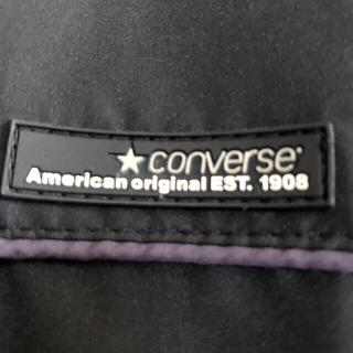 コンバース(CONVERSE)のコンバースリバーシブルジャンパー(メンズ)(ナイロンジャケット)